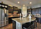 Espresso Kitchen Cabinets espresso cabinets kitchen color schemes