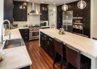Espresso Kitchen Cabinets espresso kitchen cabinets with backsplash