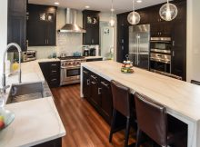 Espresso-Kitchen-Cabinets-espresso kitchen cabinets with backsplash