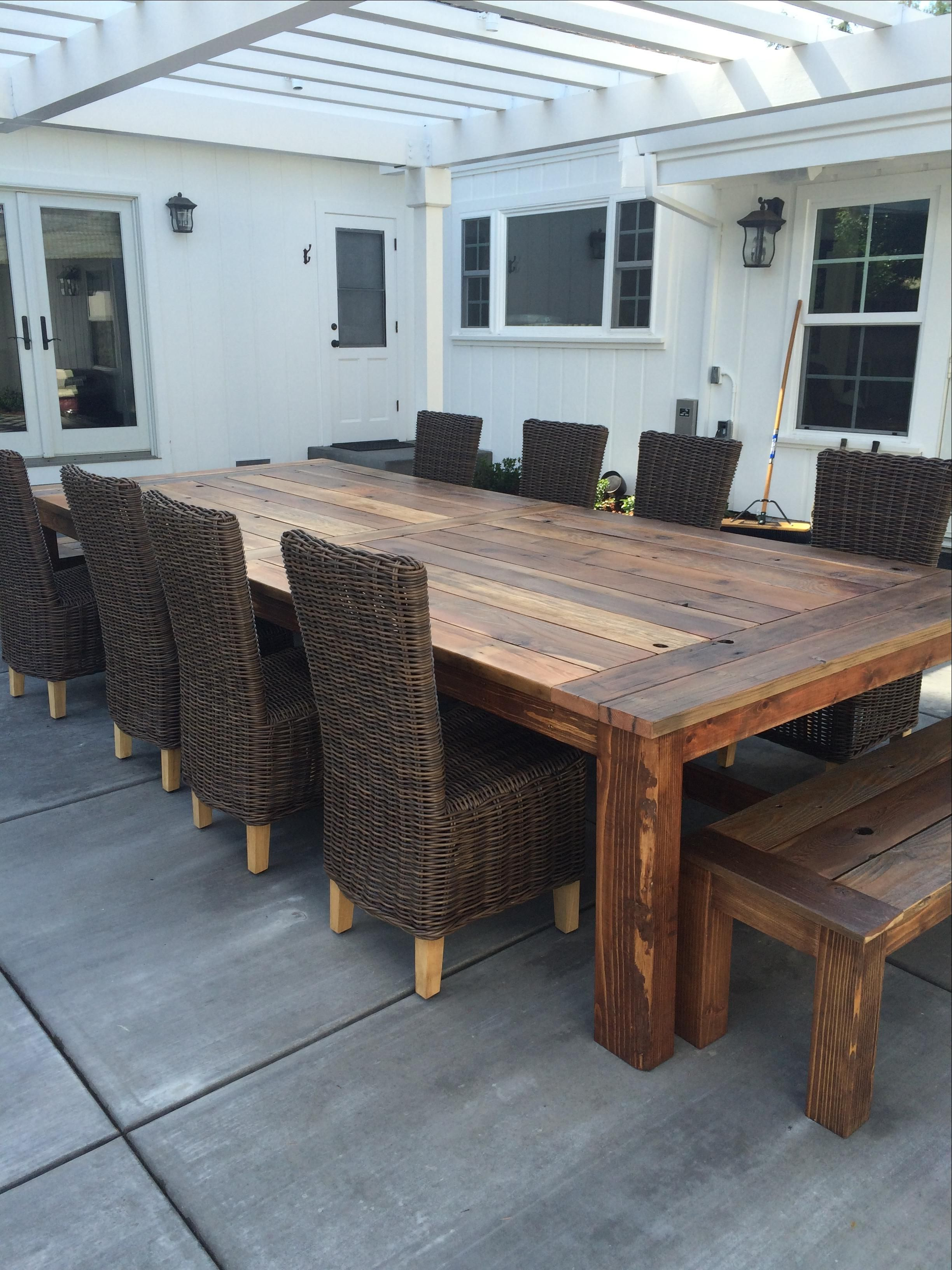 How To Waterproof Wood Furniture For Outdoors Use