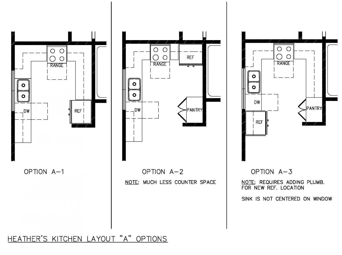 Kitchen Design Floor Plans Online