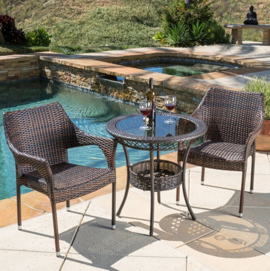 Joss And Main Outdoor Furniture Patio Set