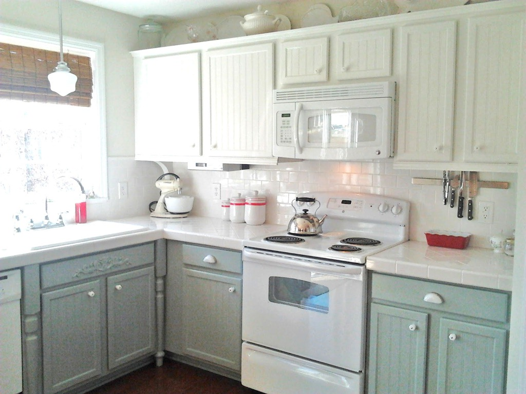 Kitchen Remodels With White Cabinets Pictures