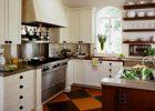 Older Home Kitchen Remodeling Ideas with Tile Flooring