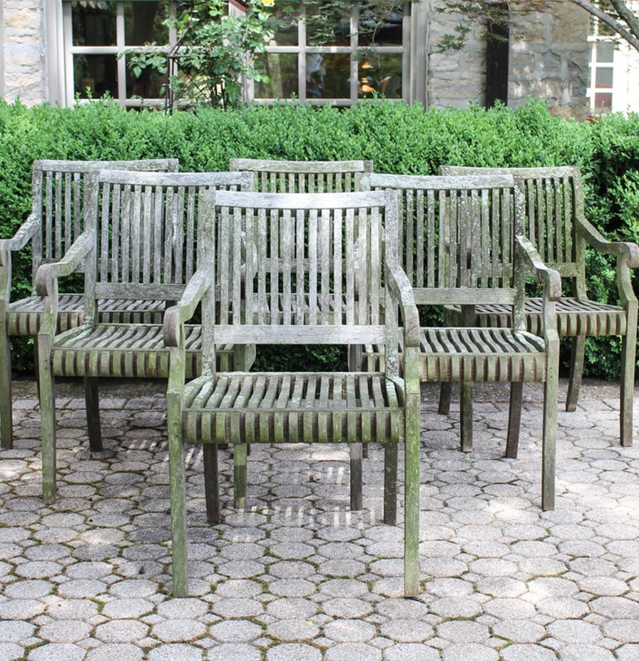 Smith Hawken Outdoor Furniture Brook Island