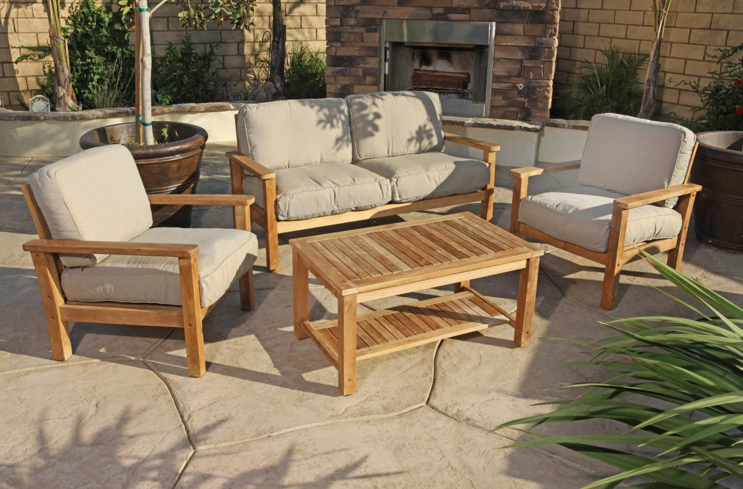 Smith Hawken Outdoor Furniture Covers Cushions