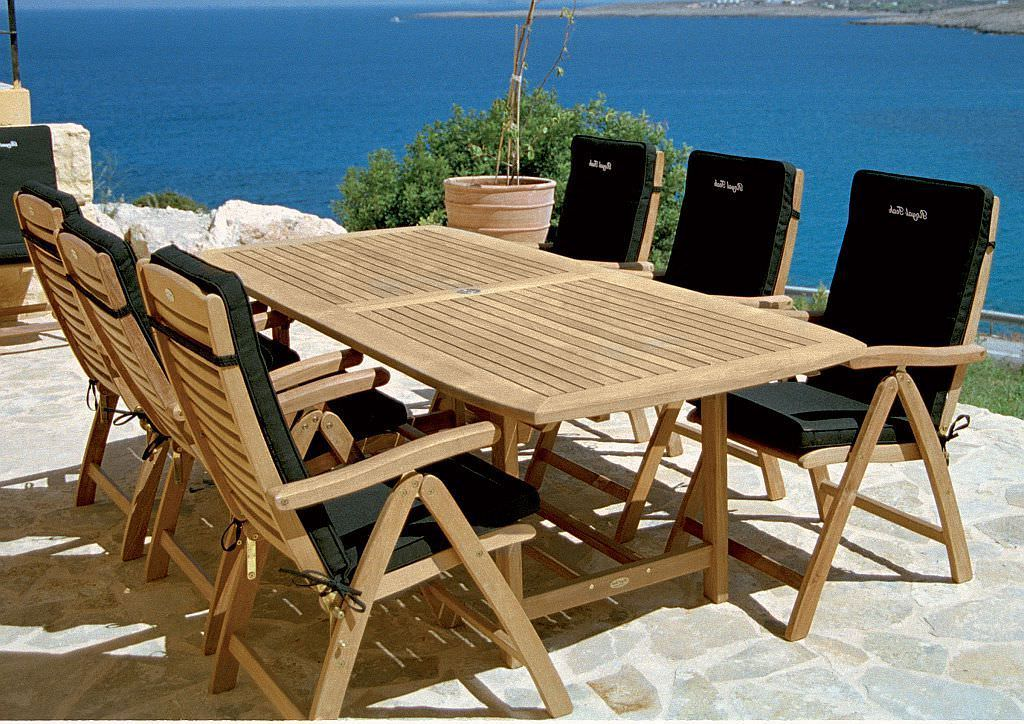 Smith Hawken Outdoor Furniture Dining Table Reviews