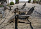 Smith & Hawken Outdoor Furniture Metal
