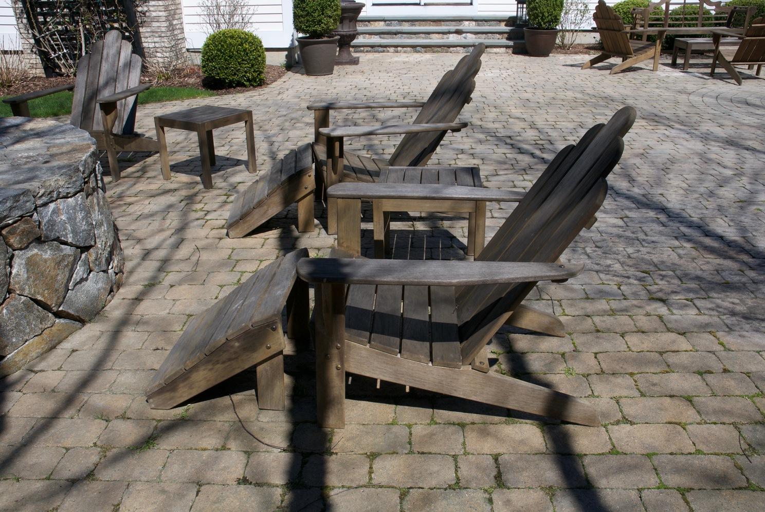 Smith Hawken Outdoor Furniture Metal