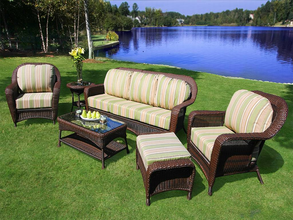 Smith & Hawken Outdoor Furniture Sets Sale