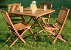 Smith & Hawken Outdoor Furniture Teak