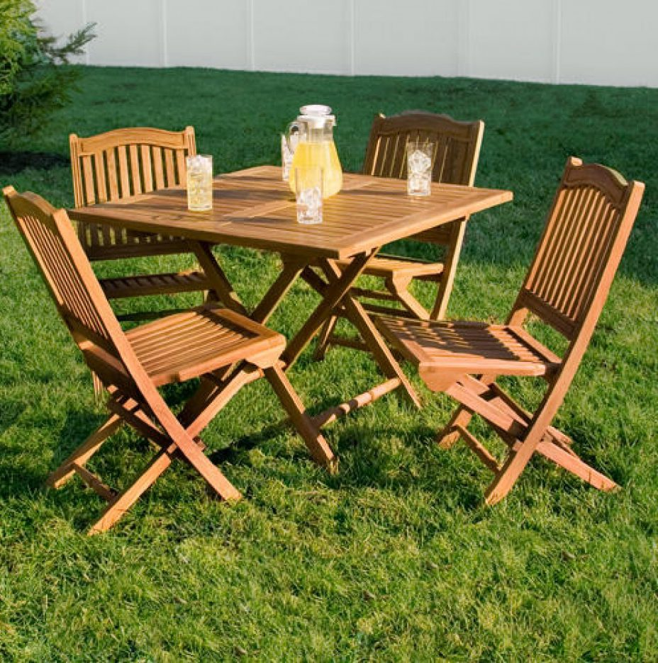 Smith Hawken Outdoor Furniture Teak