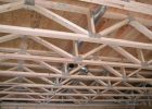 build a roof truss roof framing roof truss plans download