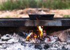 built in fire pit bbq cheap fire pit ideas build your own propane fire pit