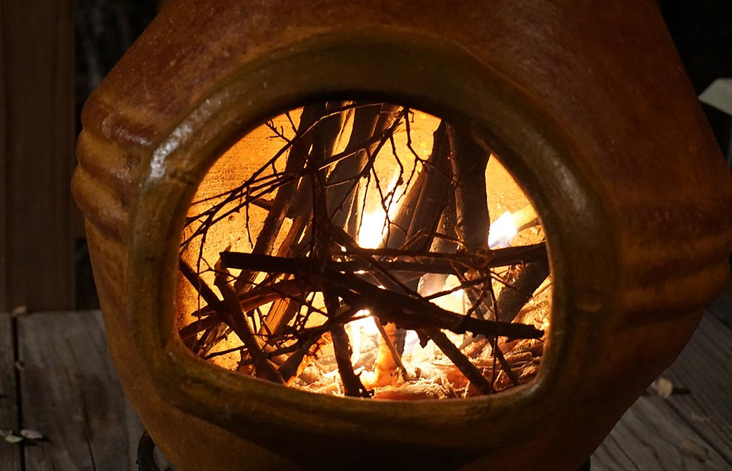 Things to Consider Before Getting Chiminea on Deck | Roy Home Design