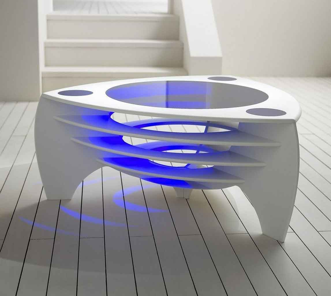 Creating Shopisticating Looks, Here Are 4 Unusual Coffee Tables For Your Living Room | Roy Home Design