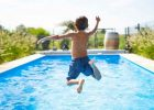 cost of building a backyard swimming pool cost to build a concrete swimming pool