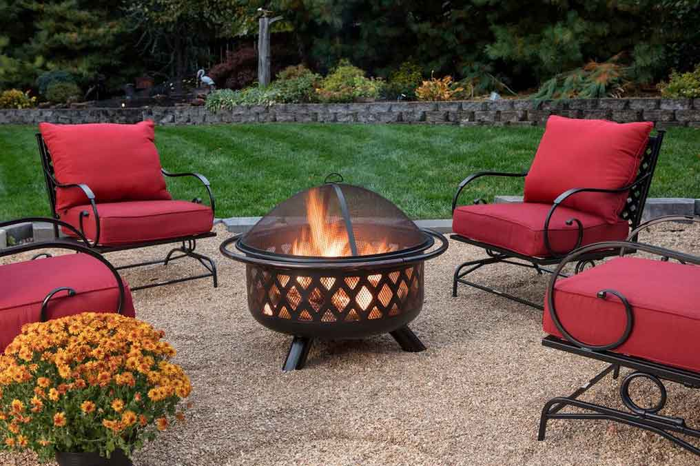What to Consider When Choosing Enclosed Fire Pit | Roy Home Design