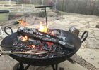 fire pit on wheels propane portable fire pit on wheels fire pit from wheels