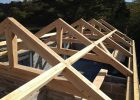 how to frame a roof roof framing plan build a roof truss