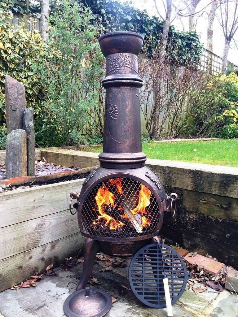 How to Choose the Right Material of Mexican Chiminea   Roy Home Design