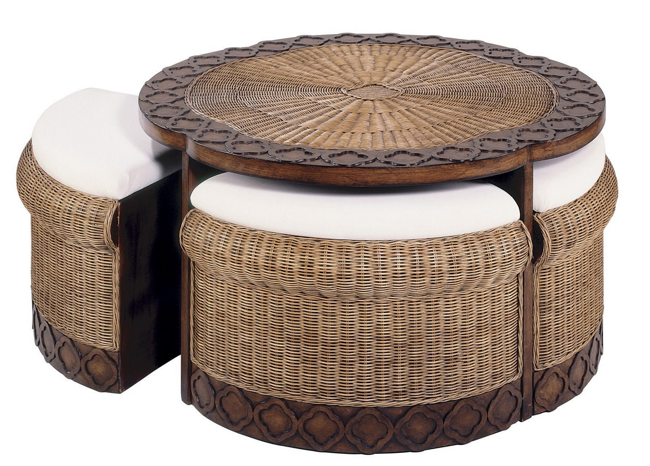round seagrass coffee table-enchating-round-rattan-ottoman-coffee-table-in-coffee-table-round-upholstered-coffee-table-seagrass-ottoman