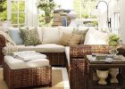 seagrass coffee table ottoman