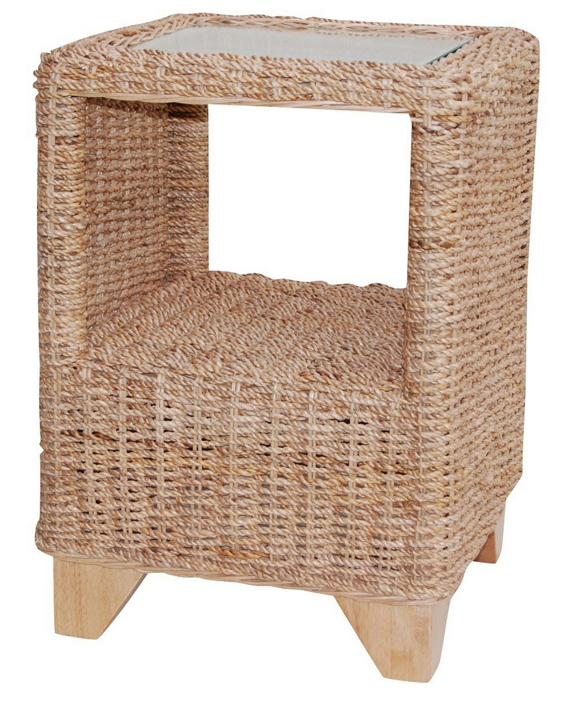 seagrass end table-seagrass_side_table