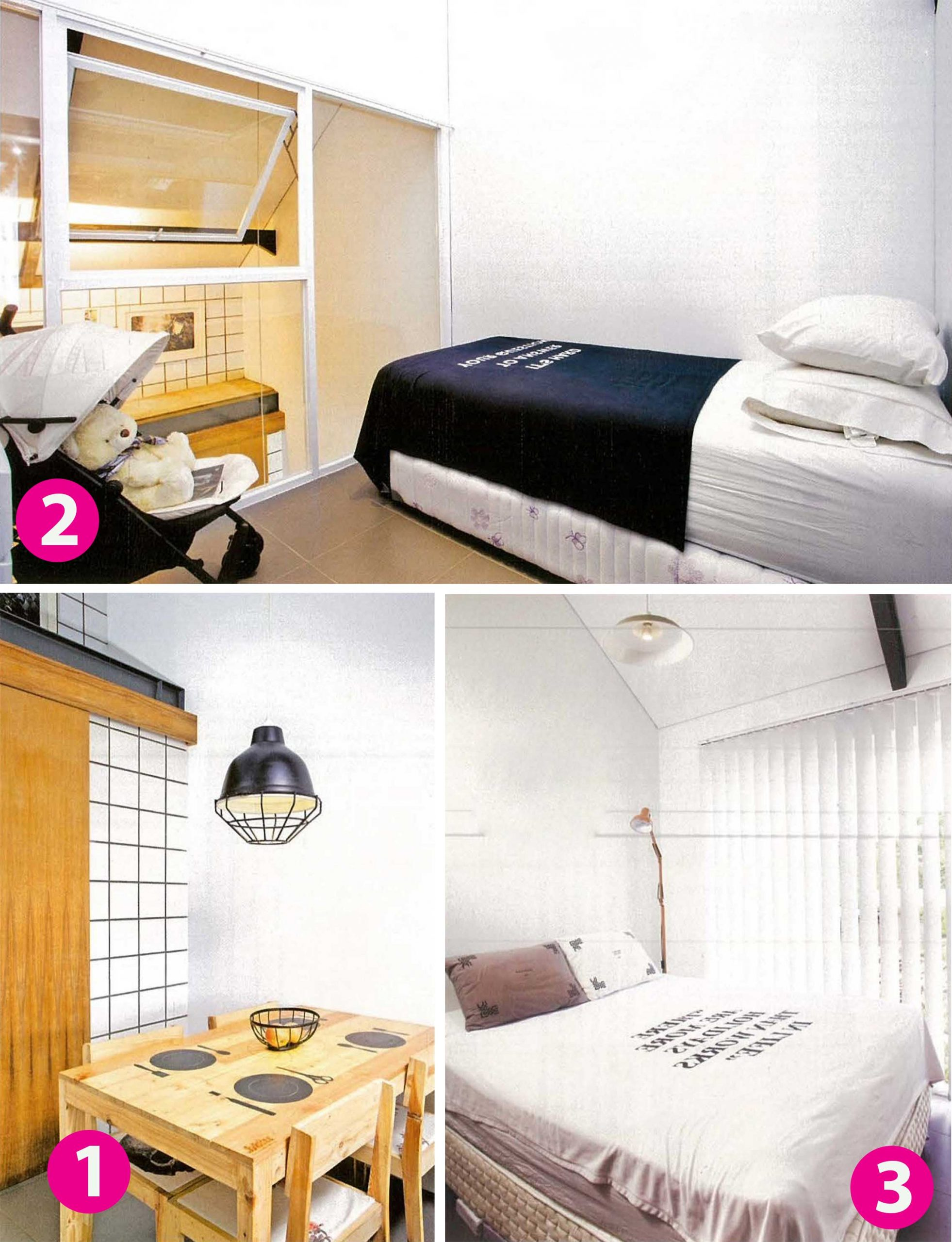 Small House Design With Mezzanine Concept | Roy Home Design