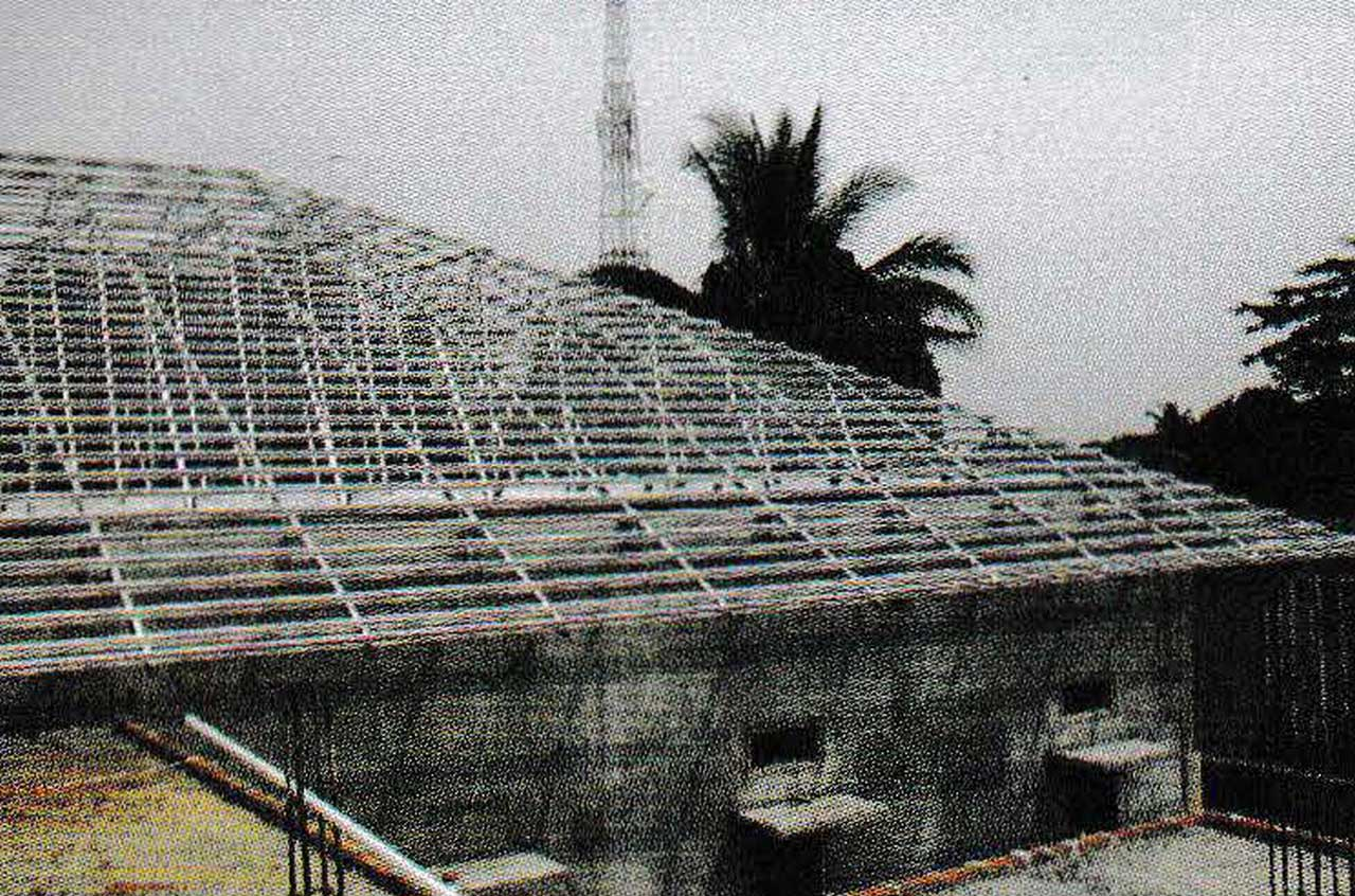 Steel Truss for Roof Frames Residential Homes that You Should Know   Roy Home Design