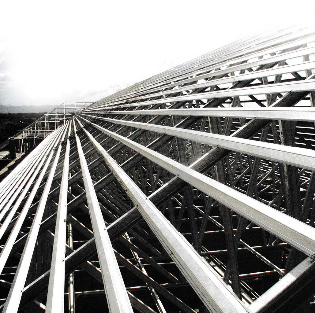 Steel Truss For Roof Frames Residential Homes That You Should Know