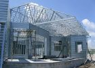 steel truss types steel frames and trusses steel roof truss types