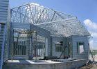 steel truss types steel frames and trusses steel roof truss types