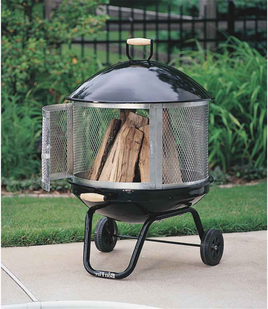 Unique Design of Fireplaces from Chiminea Walmart to Warm Your Outdoor Party   Roy Home Design