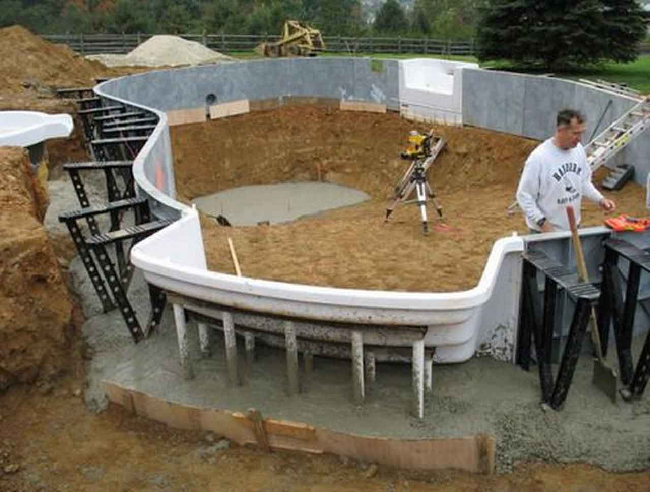 Tips And Trick For A Low Cost to Build A Swimming Pool at Your Home | Roy Home Design