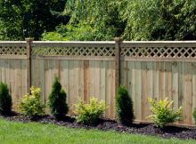 Various Model Of Backyard Fencing Ideas For Dogs to Carefree Your Pet | Roy Home Design