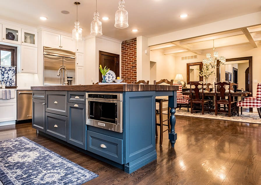 All You Need To Know About Kitchen Island Dimension | Roy Home Design