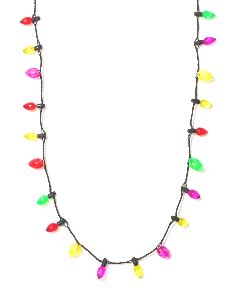Christmas Light Bulb Necklace | Christmas ~ Christmas Light Up Necklace Charming Charlie 101787990 ..