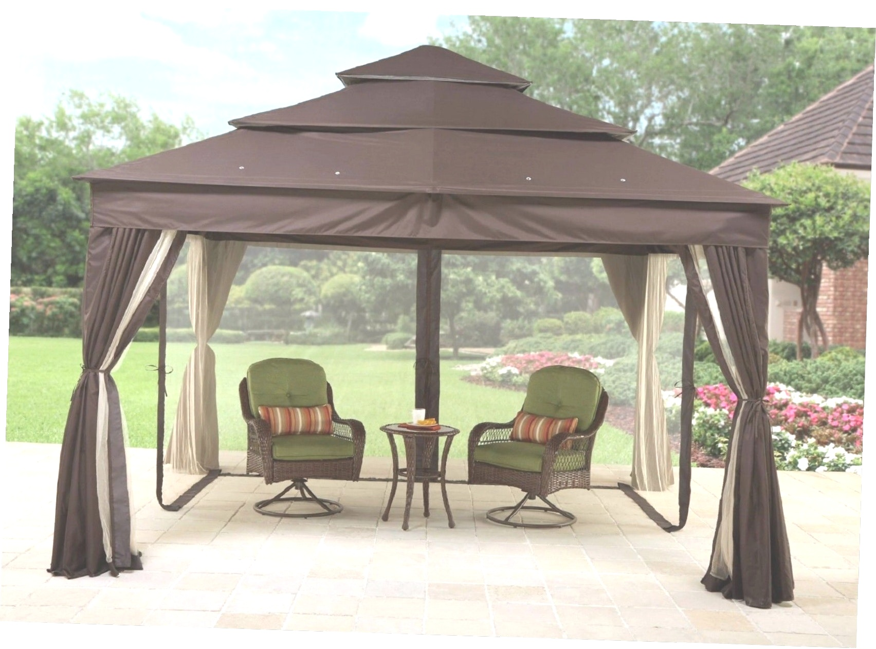 Portable Gazebo For Deck | Outdoor: Gazebo Canopy Walmart | 10x20 Canopy | Walmart Canopy | Portable Gazebo For Deck
