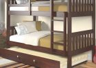 Allentown Twin Over Twin Bunk Bed Espresso Bedroom Furniture | Allentown Twin Over Twin Bunk Bed Espresso