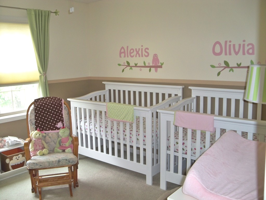 Bed For Twins Baby  | Baby Beds For Twins And Cribs — Suntzu King Bed : Baby Beds for ..