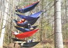 Stacking Eno Hammocks 6 High! (first try ever)   YouTube | Emu Hammock