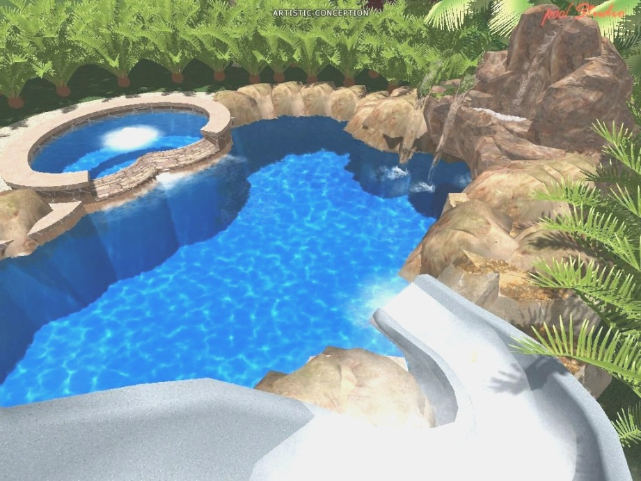 7 Reasons Why People Like Used Swimming Pool Slides Roy Home Design