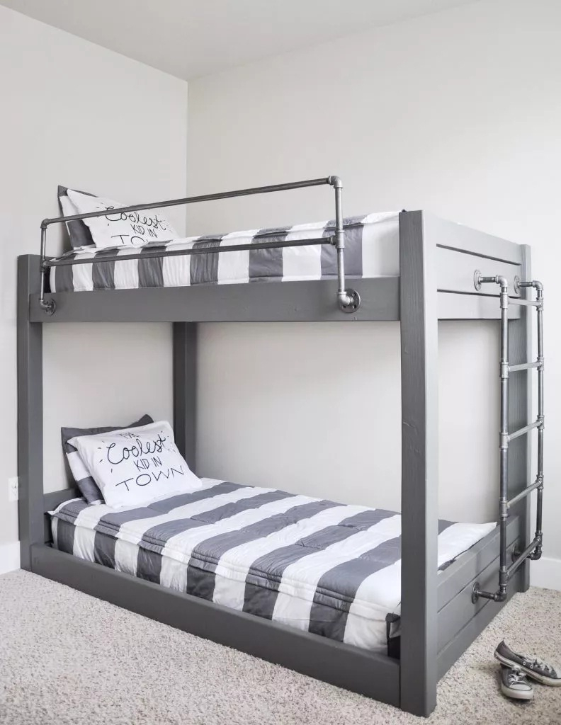 kids twin bed-twin bed frame dimensions-twin bunk beds cheap-twin bunk beds for kids