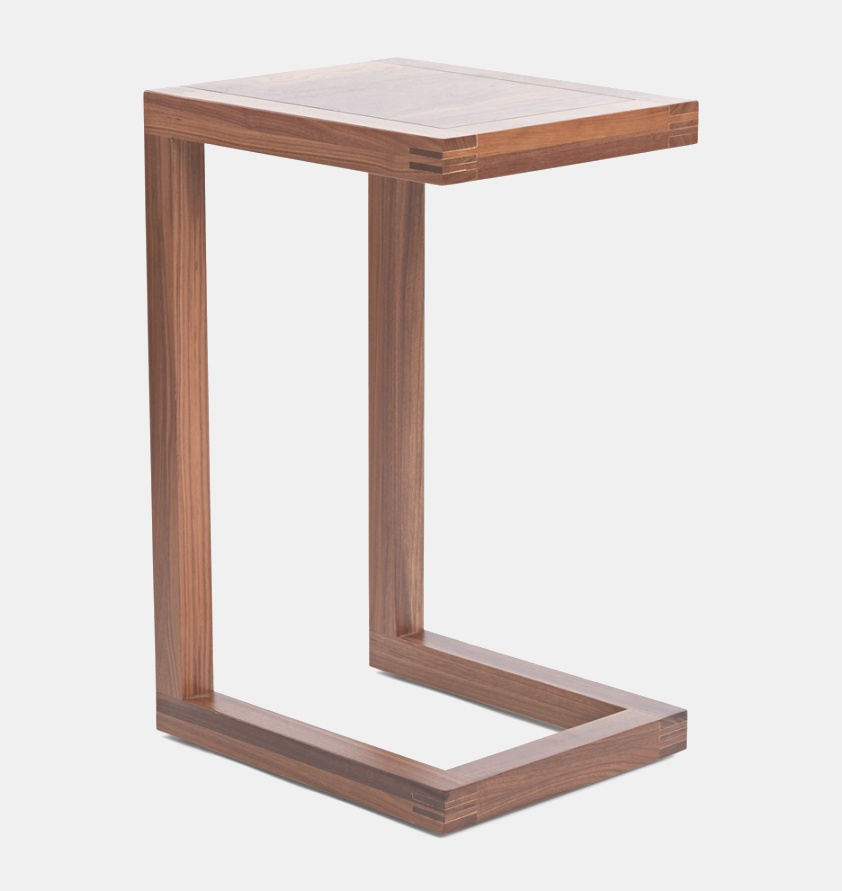 c side table | Brewer C-Shape Side Table - | Rejuvenation | Wish List | Pinterest ..