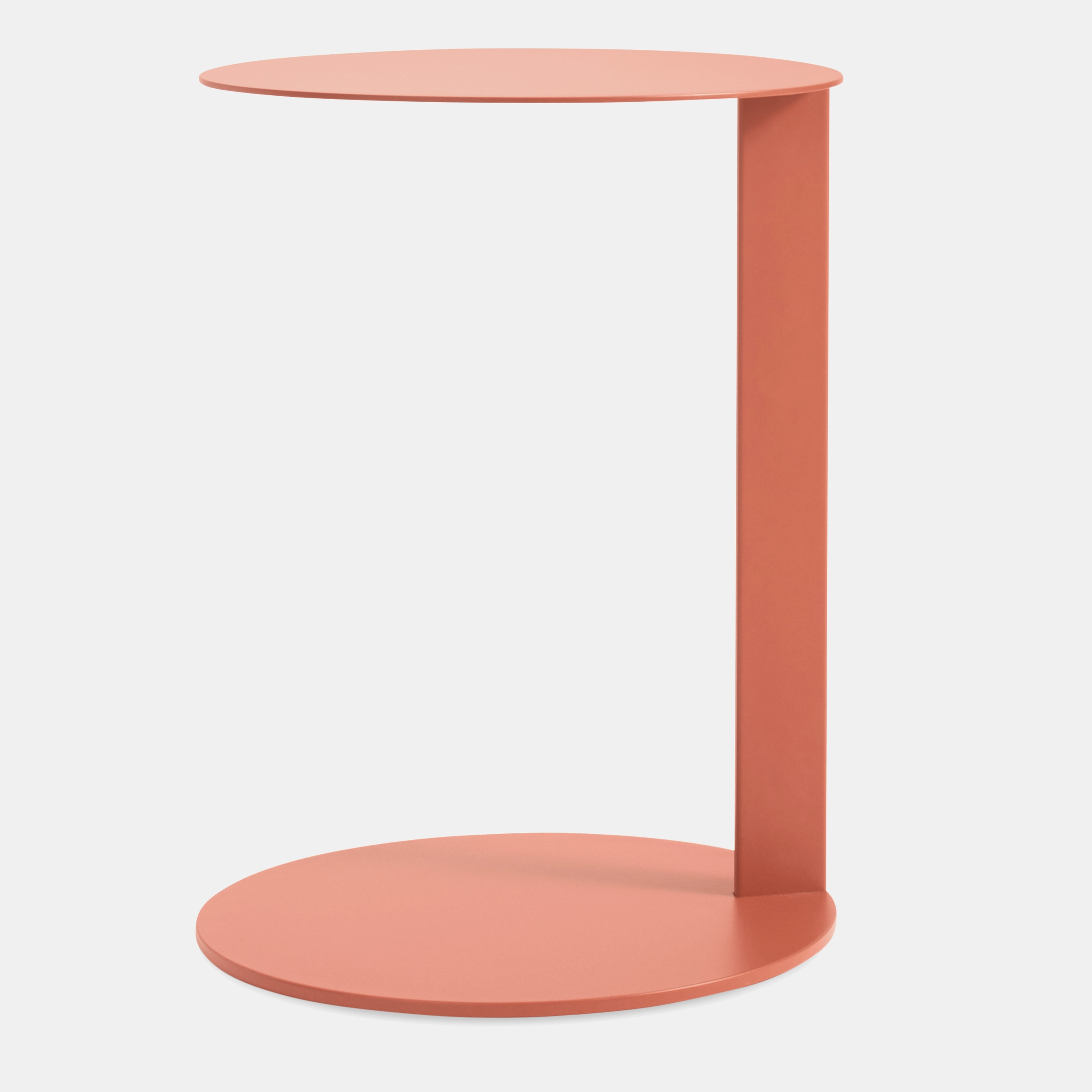 c side table | Note Side Table - C Shaped Side Table | Blu Dot | c side table