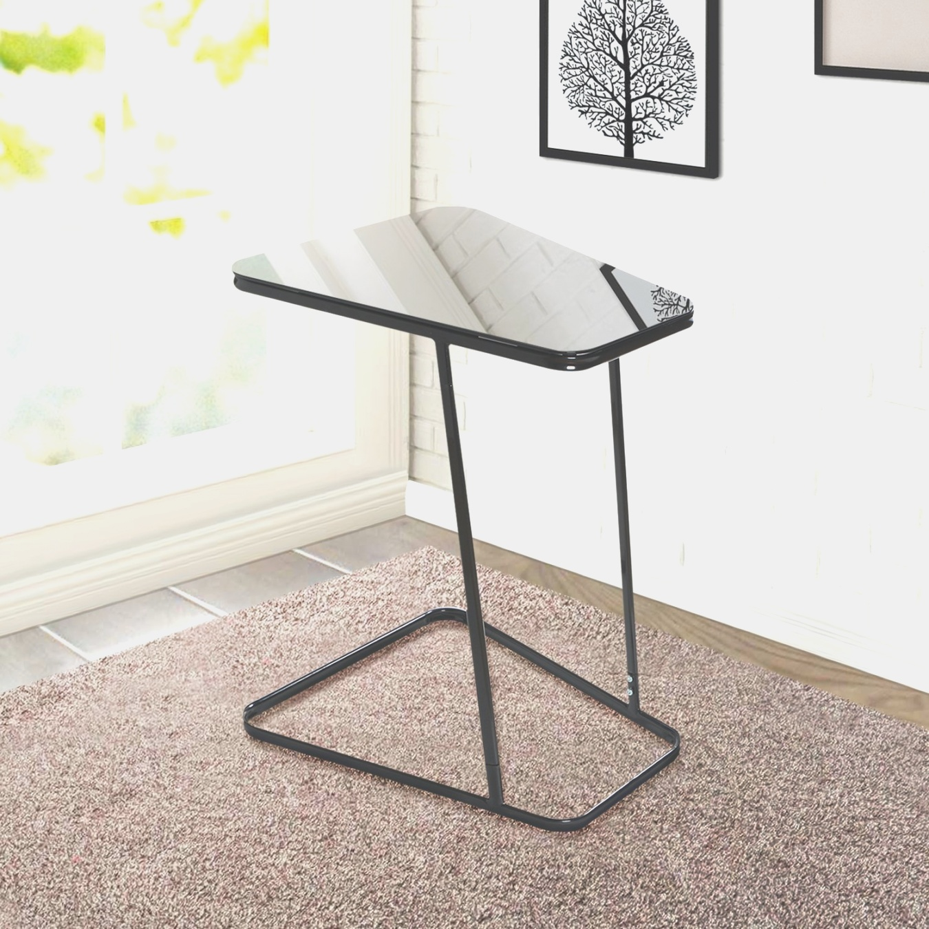 c side table | Amazon.com: Lifewit End Table Side Snack Coffee Sofa Table Modern ..