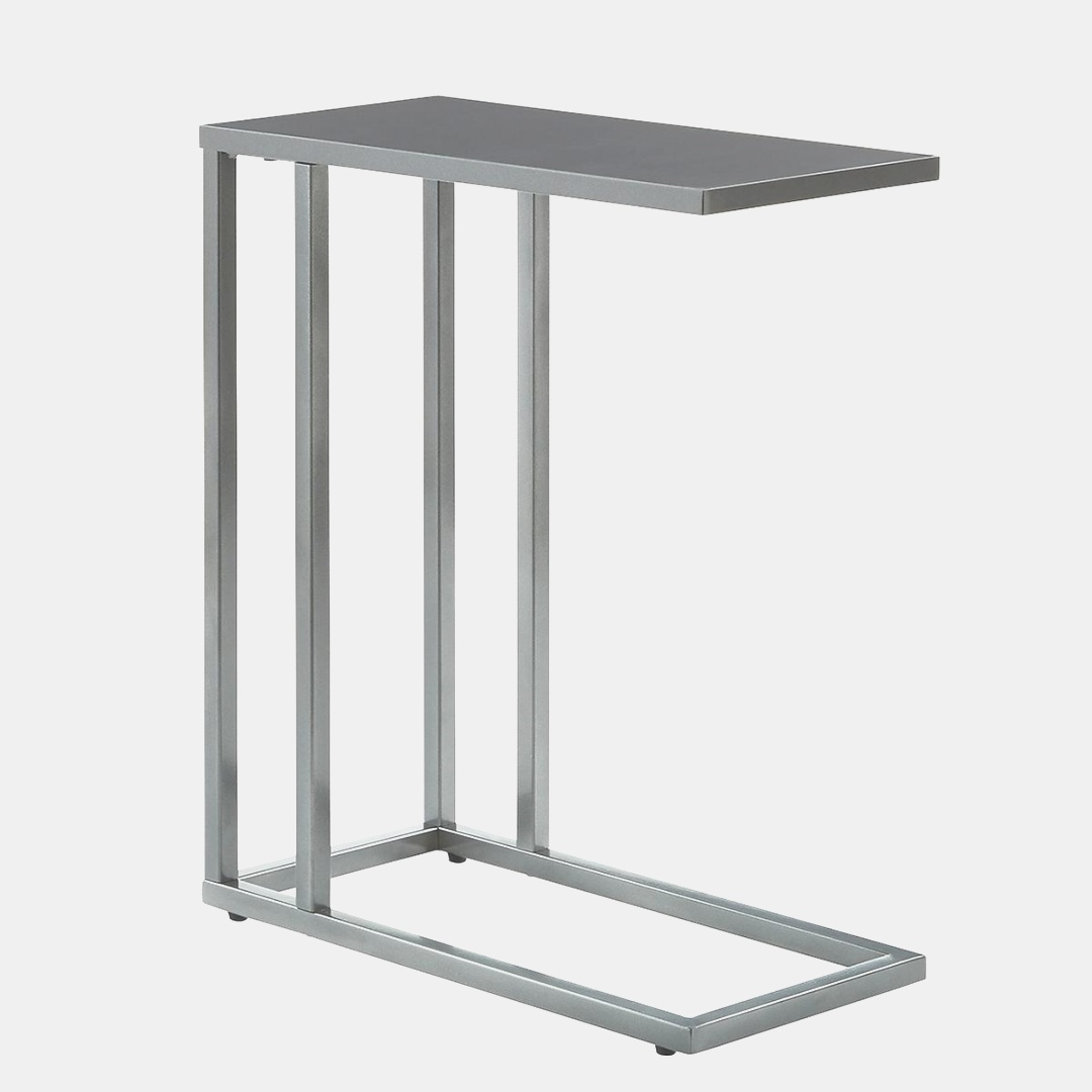 c side table | Anthracite C-Table | The Container Store | c side table