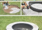 27 Best DIY Firepit Ideas and Designs for 2018 | diy fire pit