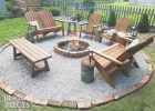 DIY Fire Pit ~ Backyard Budget Decor   Prodigal Pieces | diy fire pit
